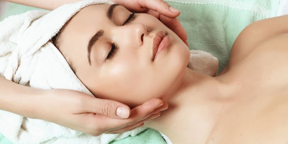 Dr Renaud Brightening Facial with bleach